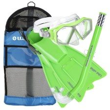 us-divers-kids-snorkel-set