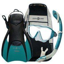 Aqua Lung Sport Diva Snorkel Set