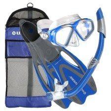 U.S. Divers Snorkeling Set with Cozumel Mask