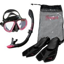 Seavenger Snorkeling Set-Dual Lens