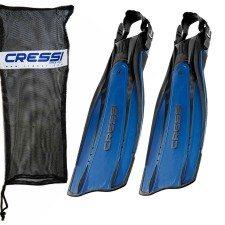 Cress Pro Light Open Heel Blue