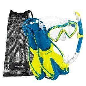 Phantom Aquatics Snorkel Set