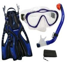 kids snorkel set from promate