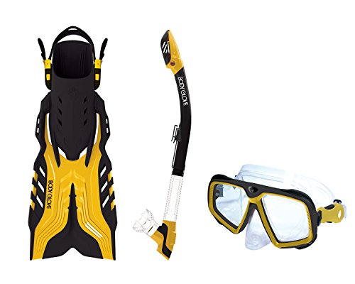 Valuable information Body glove snorkel gear