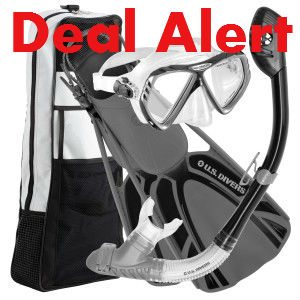 us-divers-snorkel-gear-deal-coupon-amazon