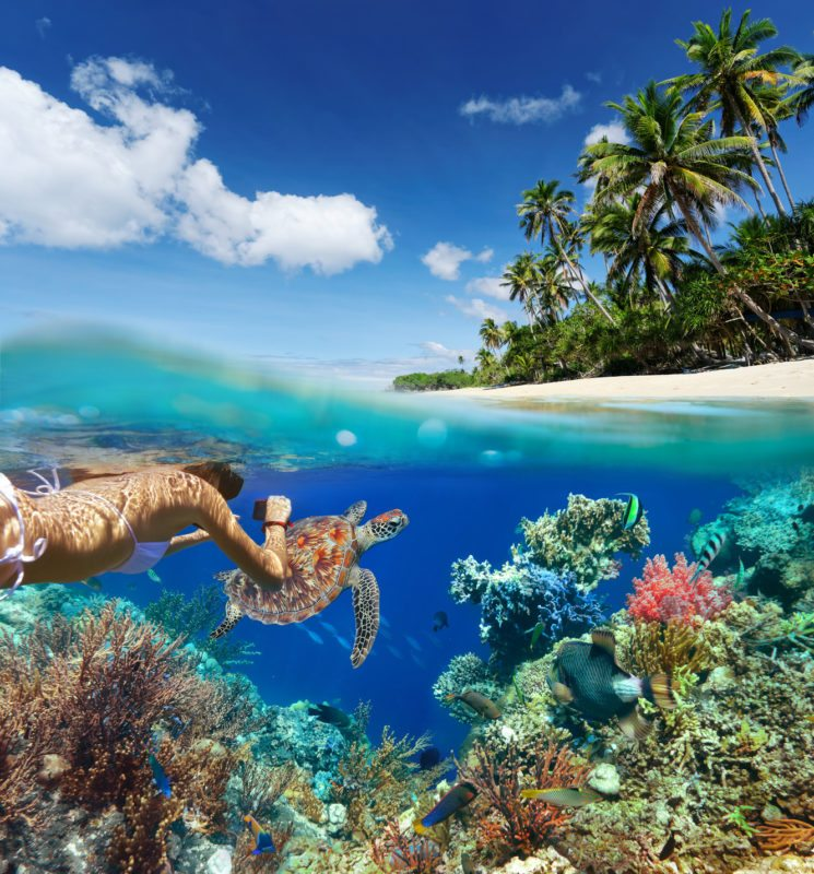 best snorkeling spots in the world
