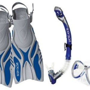 Body Glove Lucent XP Snorkel Set