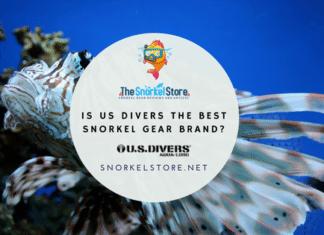 Blog title for US DIvers snorkel brand