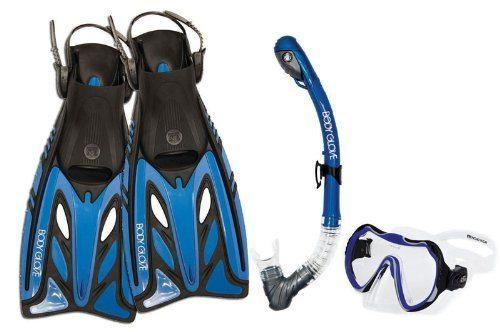 Body Glove Snorkel Set