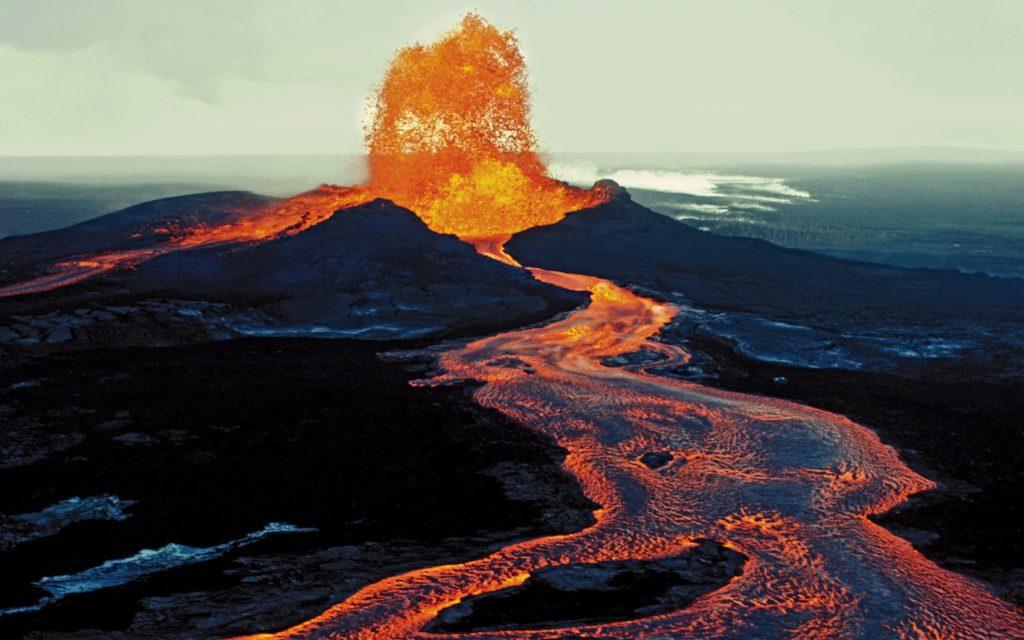 Big-Island-Volcanoe