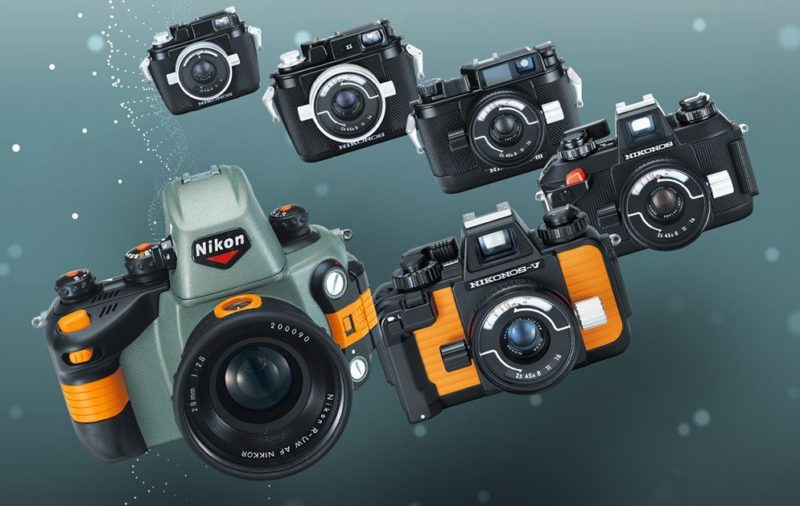 cheap underwater cameras