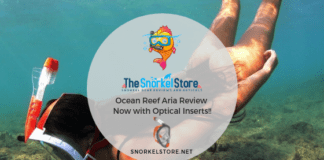 Ocean Reef Full Face snorkel mask review