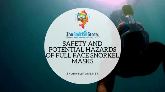 full face snorkeler