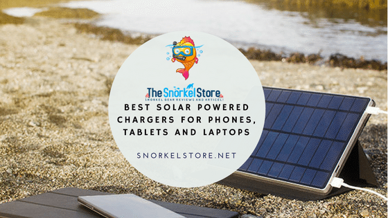Blog Title for Solar Chargers on Snorkel Store